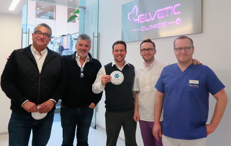 HUNGARY: Helvetic Clinics – GCR Internationally Re-Accredited