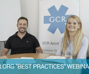 "GCR Webinar 2: ""Best Medical Practice"""