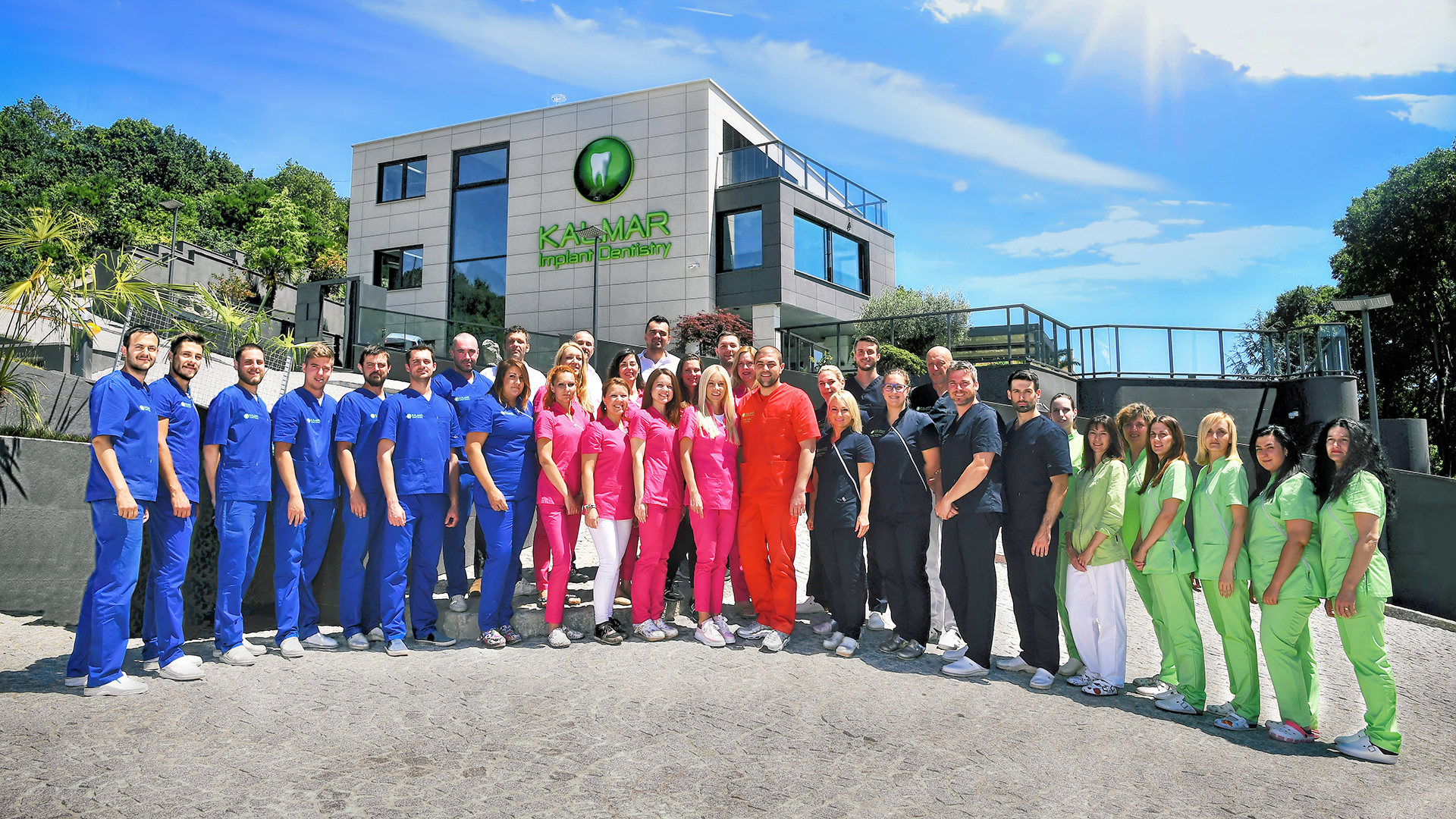 CROATIA: Kalmar Implant Dentistry – GCR™ Internationally Accredited