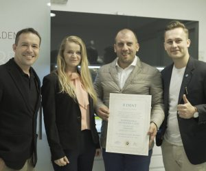 CROATIA: B.DENT – GCR™ Internationally Accredited