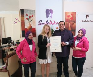 EGYPT:  Smile Way Clinic – GCR™ Internationally Accredited