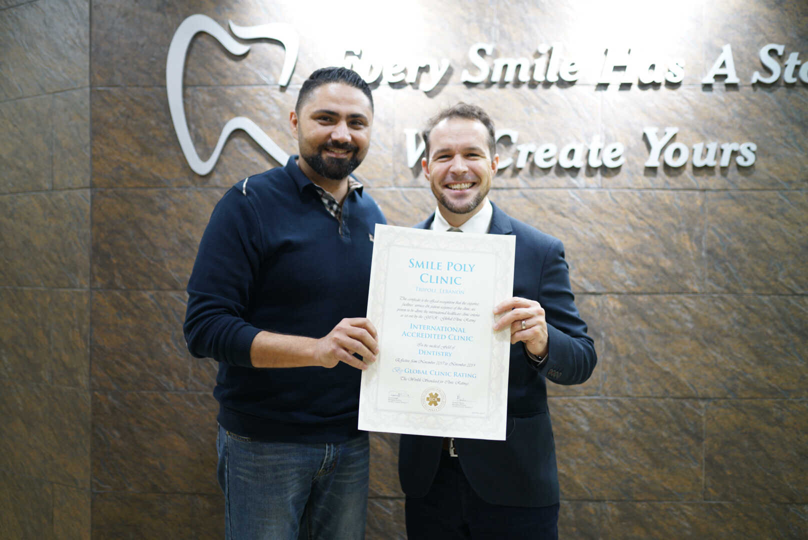 LEBANON: Smile Poly Clinic – GCR™ Internationally Accredited
