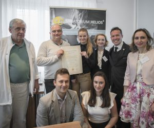 Czech Republic: Sanatorium Helios – GCR™ Internationally Accredited