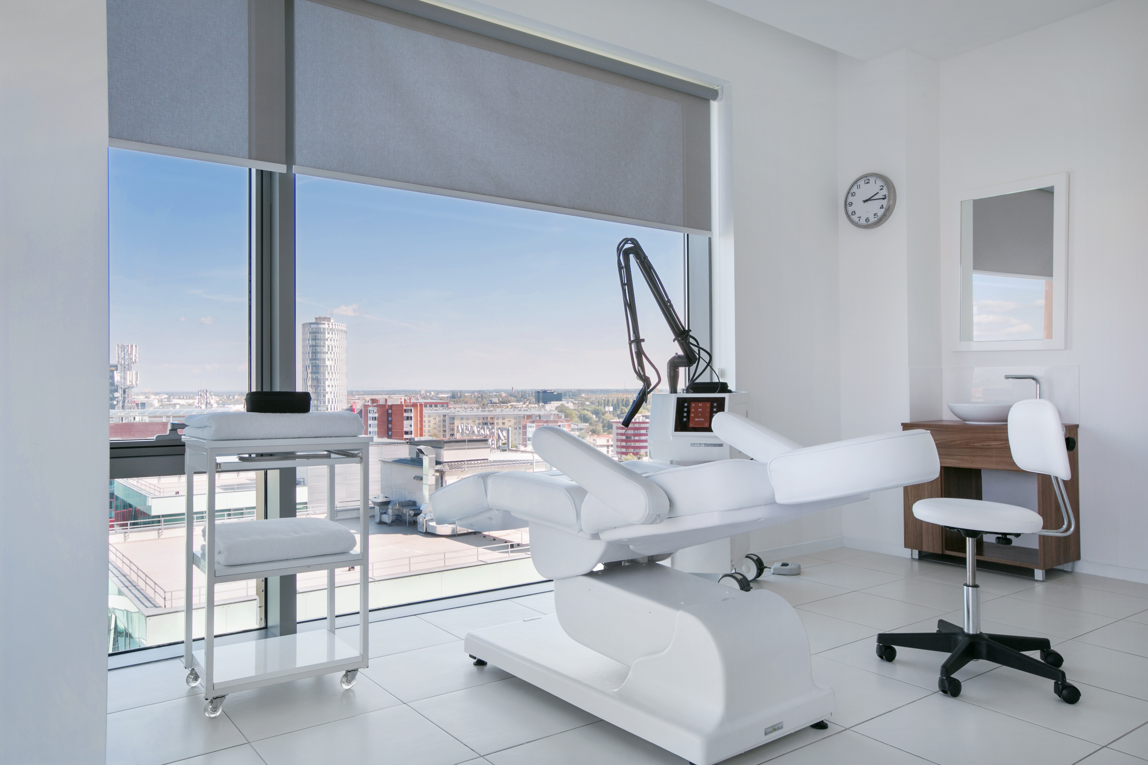 Laser treatments – revolutionizing the beauty and health industry