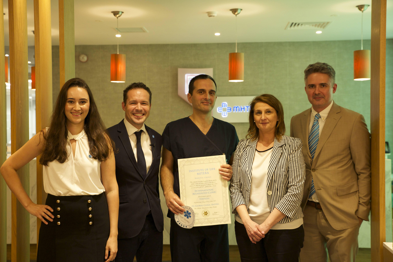 Greece: Institute of Life Mitera – GCR™ Internationally Accredited