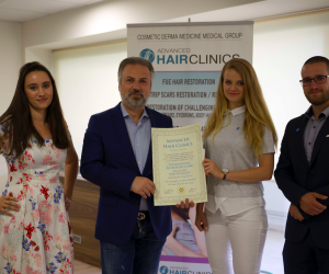 Greece: Advanced Hair Clinics – GCR™ Internationally Accredited