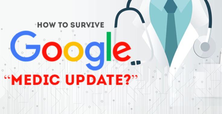 Google Medic Update – website ranking recovery advice from Daniel Coulton-Shaw